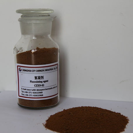 Flocculating agent CZXN 02