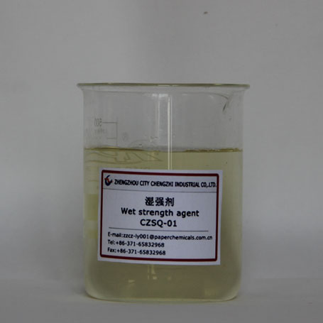 Wet strength agent CZSQ 01